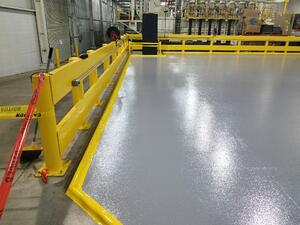 Curbing and Sloping - Chrysler Dundee 2