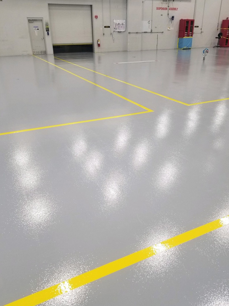 Rez-Stone 9220-OP Two-Coat Epoxy Sealer Floor System